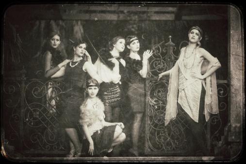1920's style stock photos