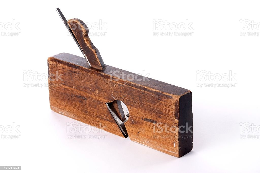 vintage wood planer stock photo more pictures of antique istock