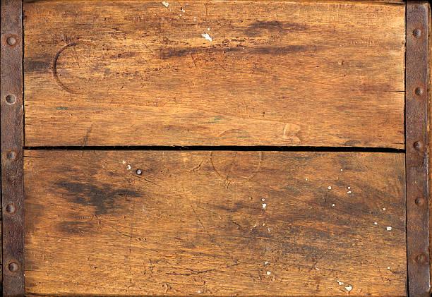 Vintage Wood Planks stock photo