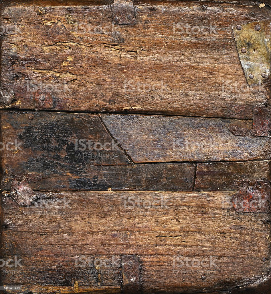 Vintage Wood Planks XXL royalty-free stock photo