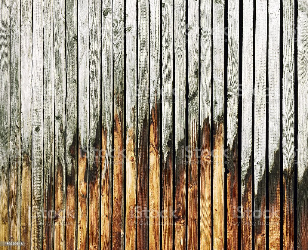 Vintage Holz Hintergrund. Wallpaper Struktur. Retro Stil Lizenzfreies  Stock Foto