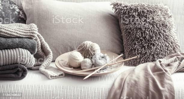 Vintage wooden knitting needles and threads for knitting on a cozy picture id1134249532?b=1&k=6&m=1134249532&s=612x612&h=s4ncxid2jfqhbnzcrkkknossuw7dkuu9xtrbp9vppvs=