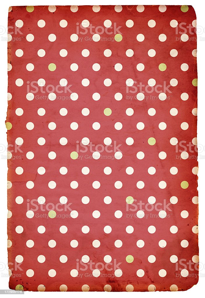 Vintage Wrapping Paper XXXL royalty-free stock photo