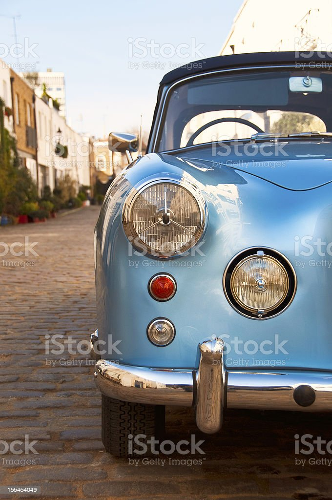 Vintagecar stock photo