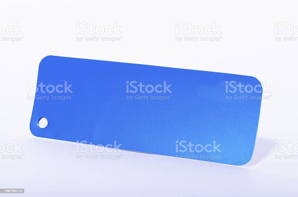 Vinyl car wrapping color chart royalty-free stock photo
