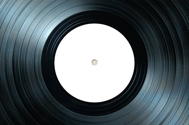 vinyl record - records stock photos and pictures
