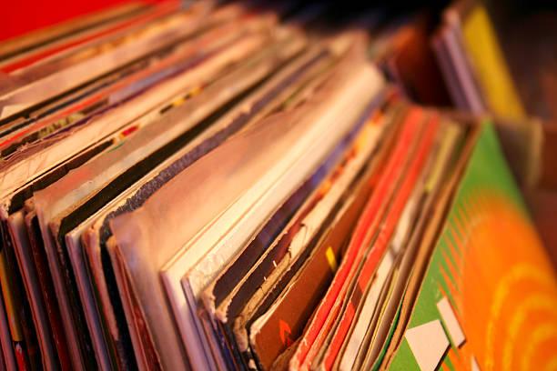 vinyl records - reggae stok fotoğraflar ve resimler