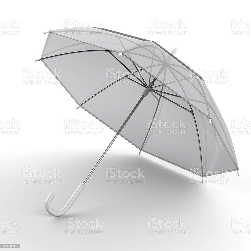 Vinyl Umbrella Royalty Free Stock Photo