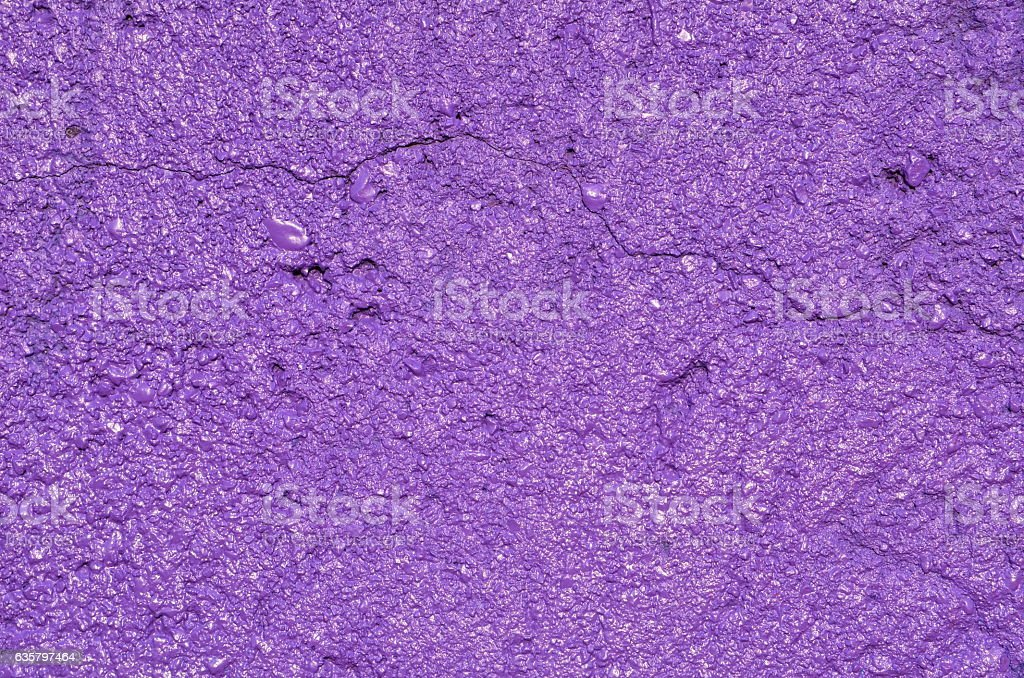Violet concrete wall stock photo