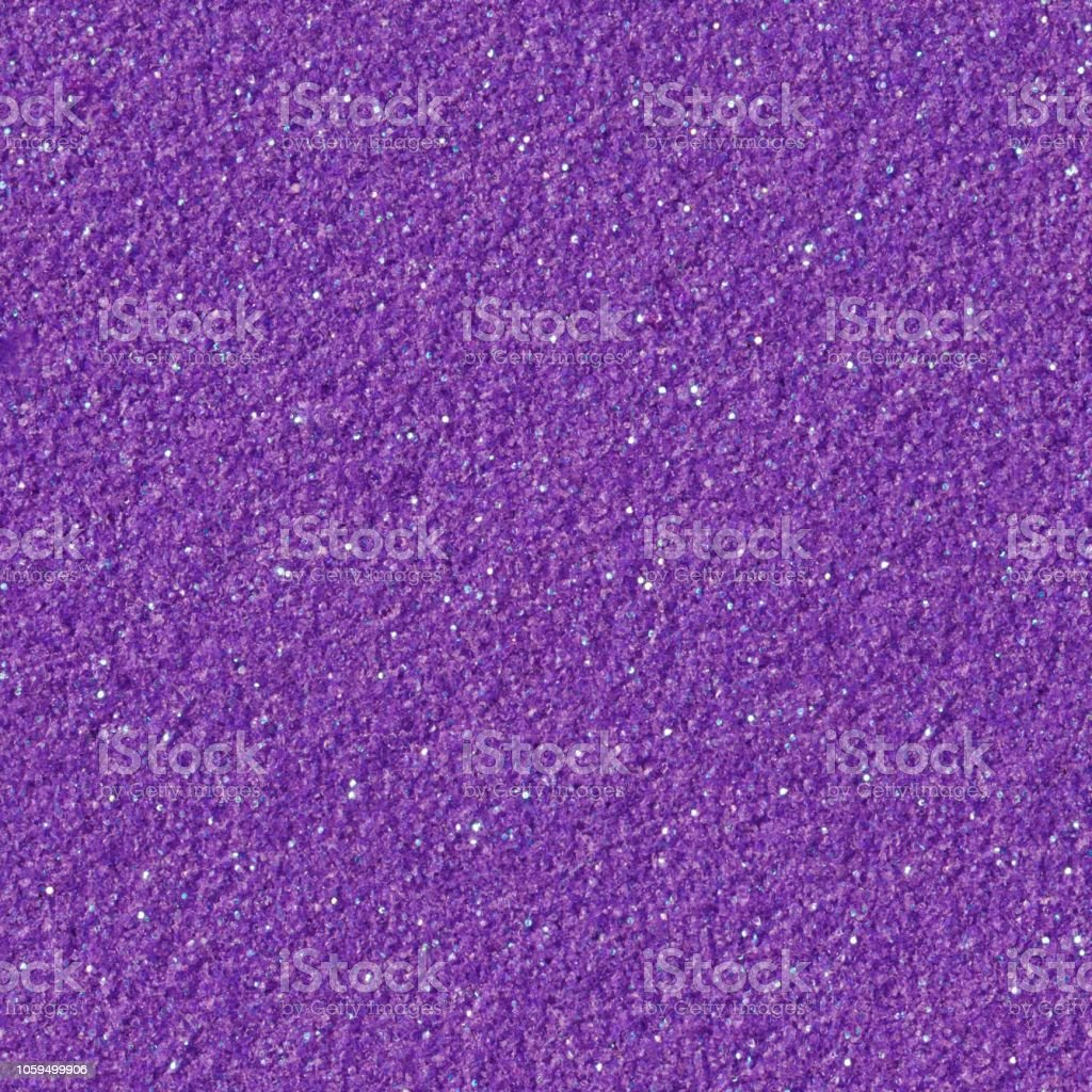 紫のキラキラ背景シームレスな正方形のテクスチャ壁紙 お祝いの
