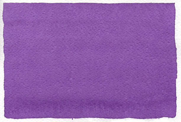 Violet Watercolor background stock photo
