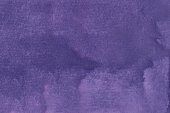 violet color watercolor painted texture background  on paper