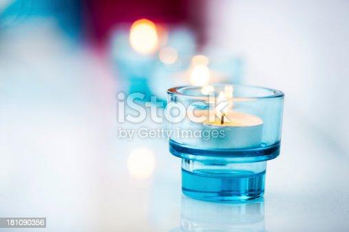 violett candlelites
