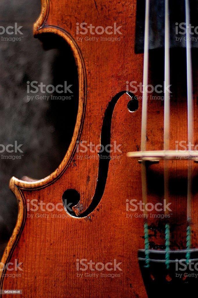 violin 1.0 stock photo