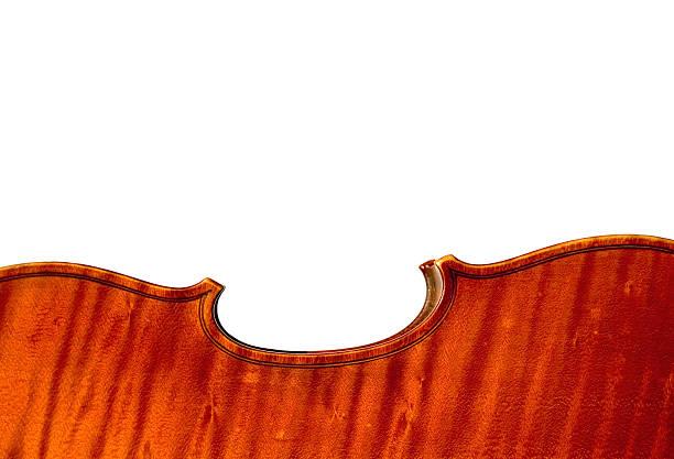 Violine Rückseite – Foto