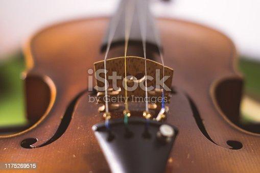909146272istockphoto violin, close up 1175269515