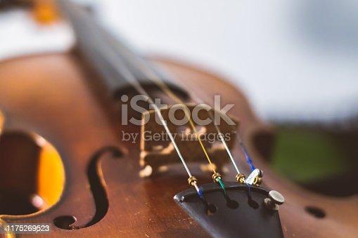 909146272istockphoto violin, close up 1175269523