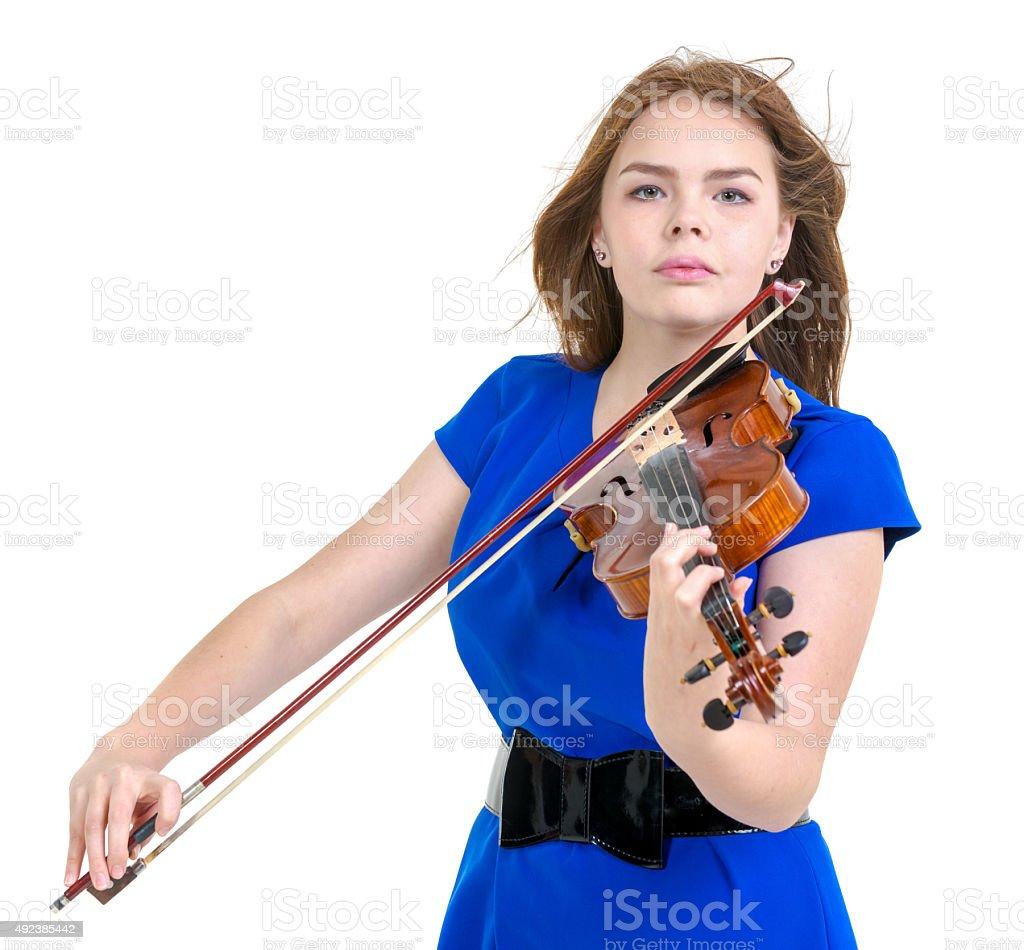 Violin Concerto stock photo