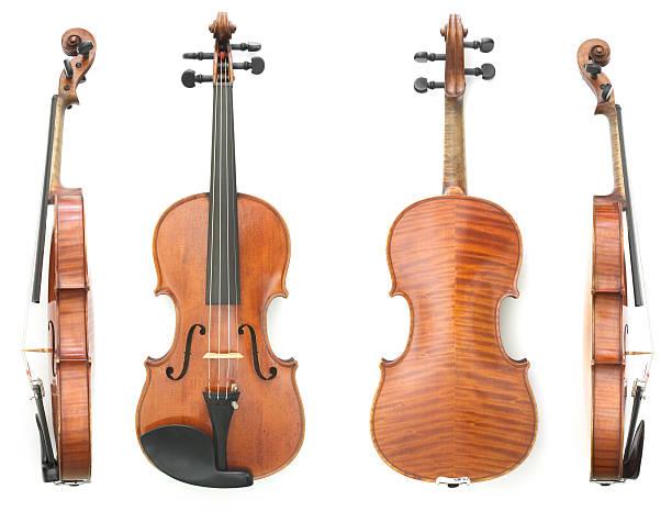 Violine vier Ausblick – Foto