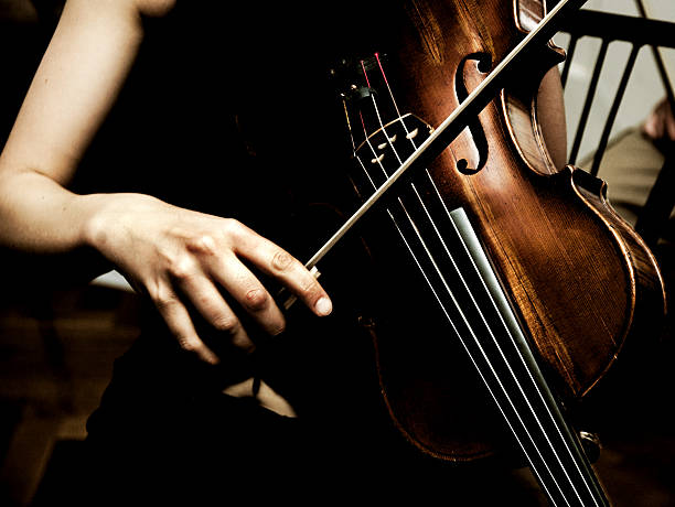Violine Musiker – Foto