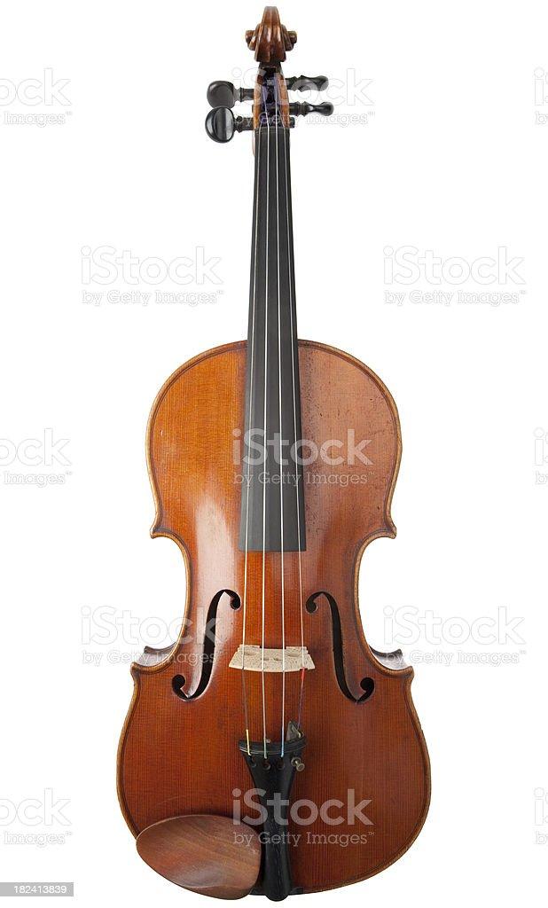 violin (XL) royalty-free stock photo