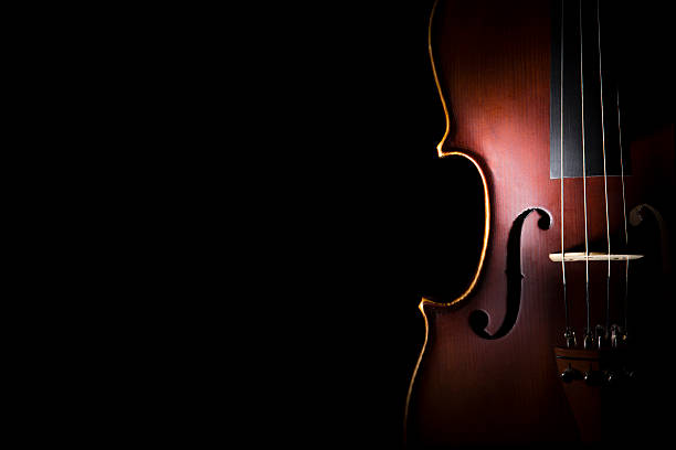 violin - classical stock photos and pictures