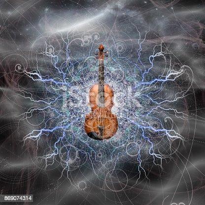 istock Violin 869074314