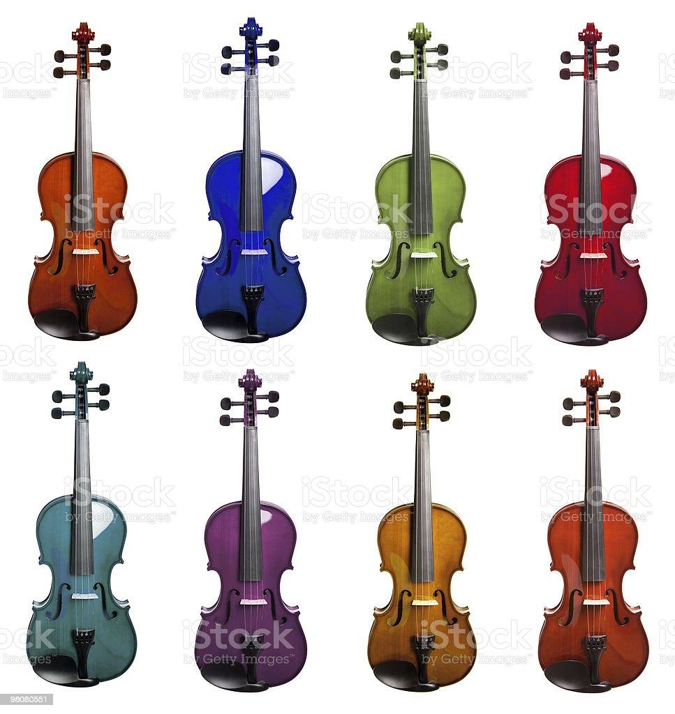 Violino foto stock royalty-free