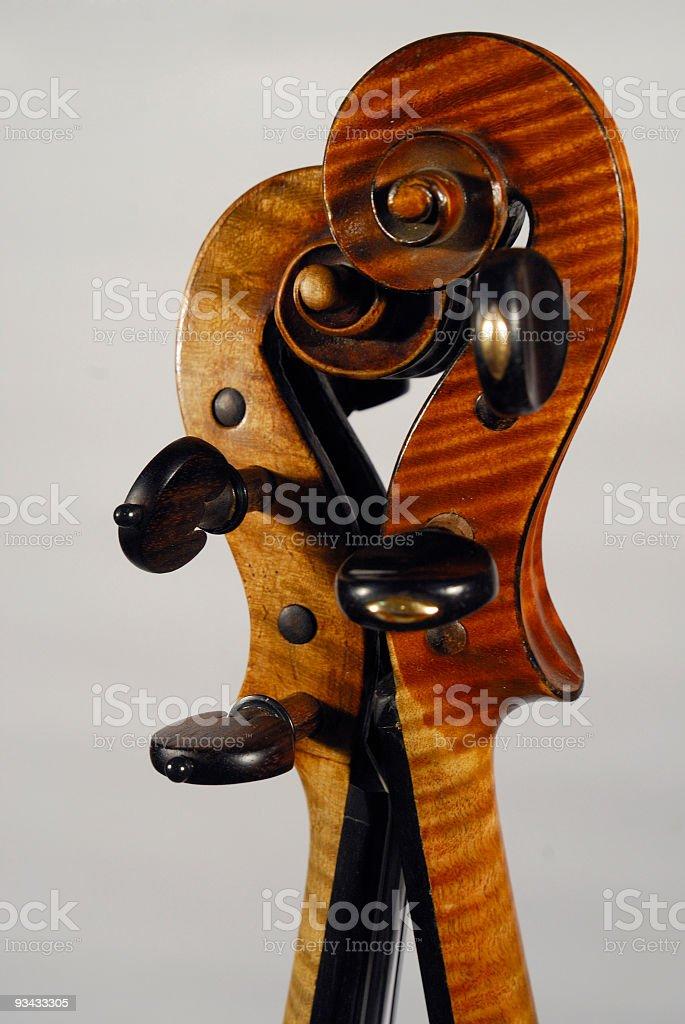 Schnecke-Musik Lizenzfreies stock-foto