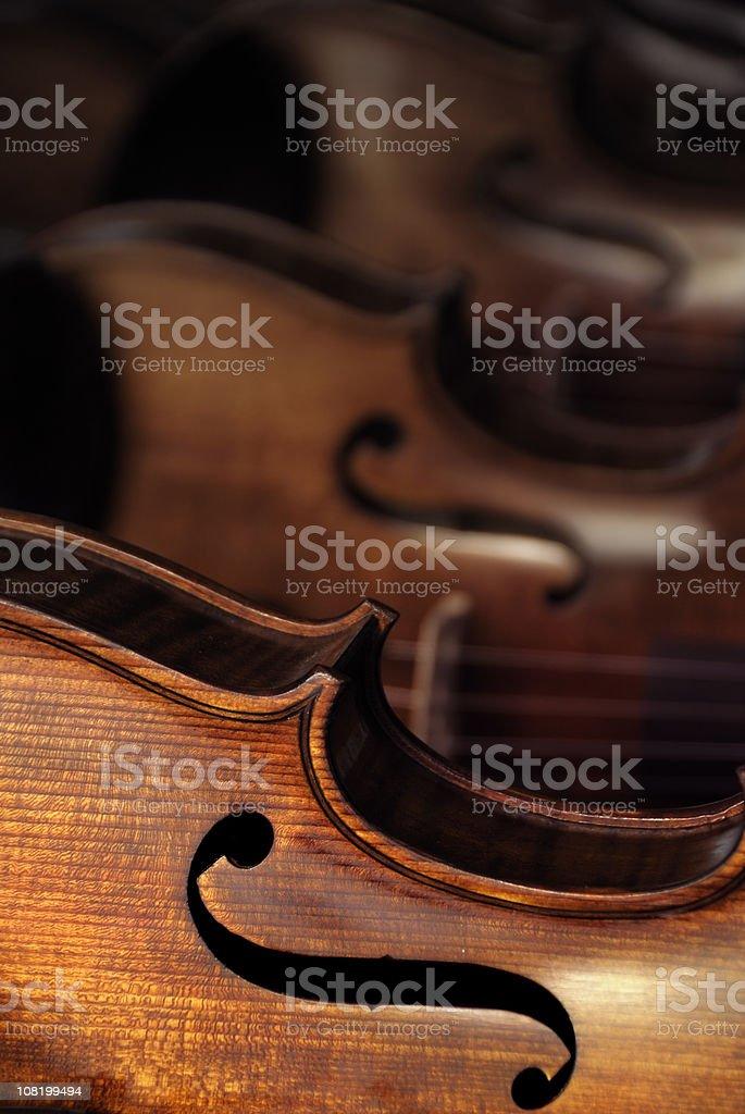 Violin Shop royalty-free stock photo