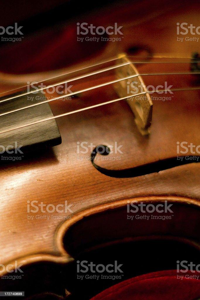 Violino 03 royalty-free stock photo