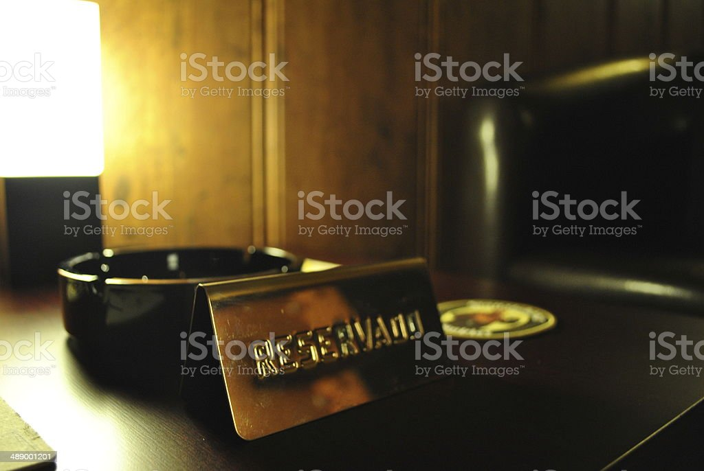 Vip club stock photo