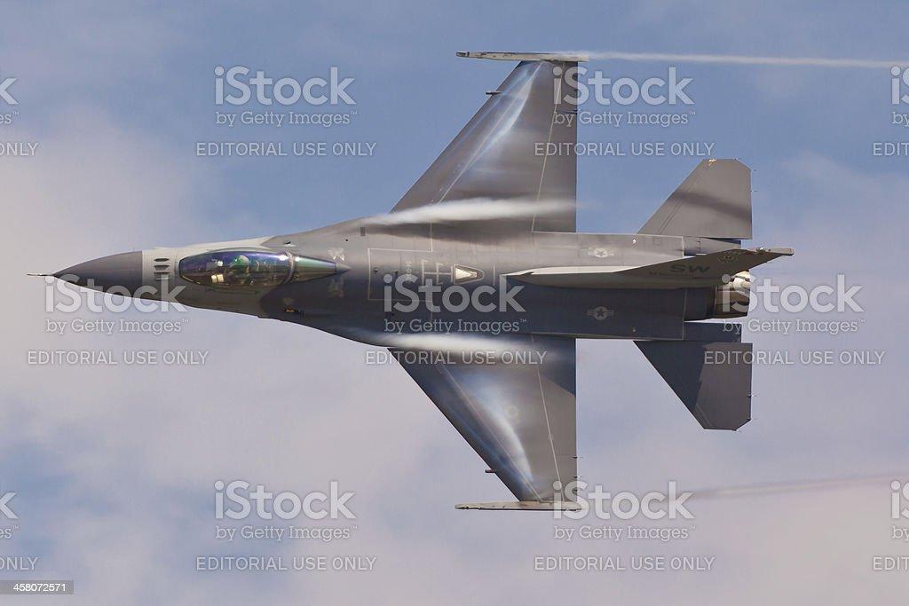 F-16 Viper stock photo