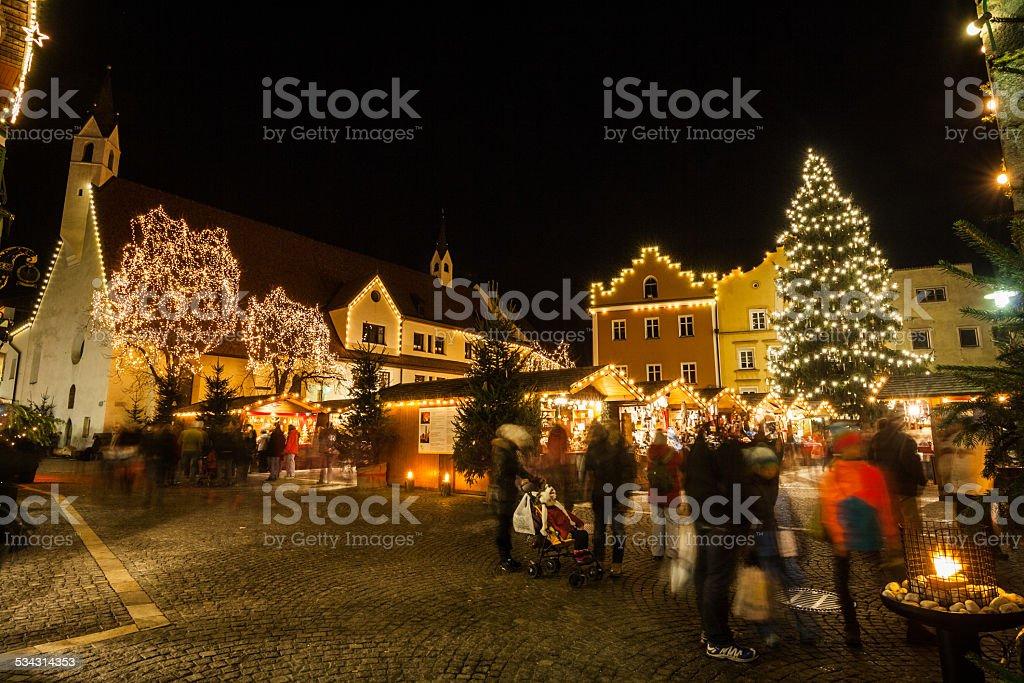 Vipiteno, Bolzano, Trentino Alto Adige, Italia stock photo