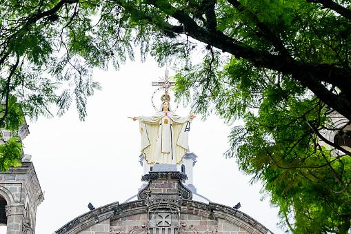 Virgen de las Mercedes, patron and Generala the Ecuadorian Army