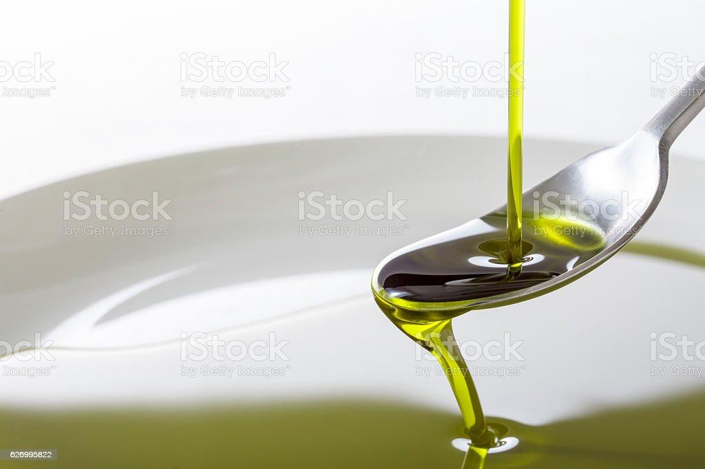 Virgin Oil foto royalty-free