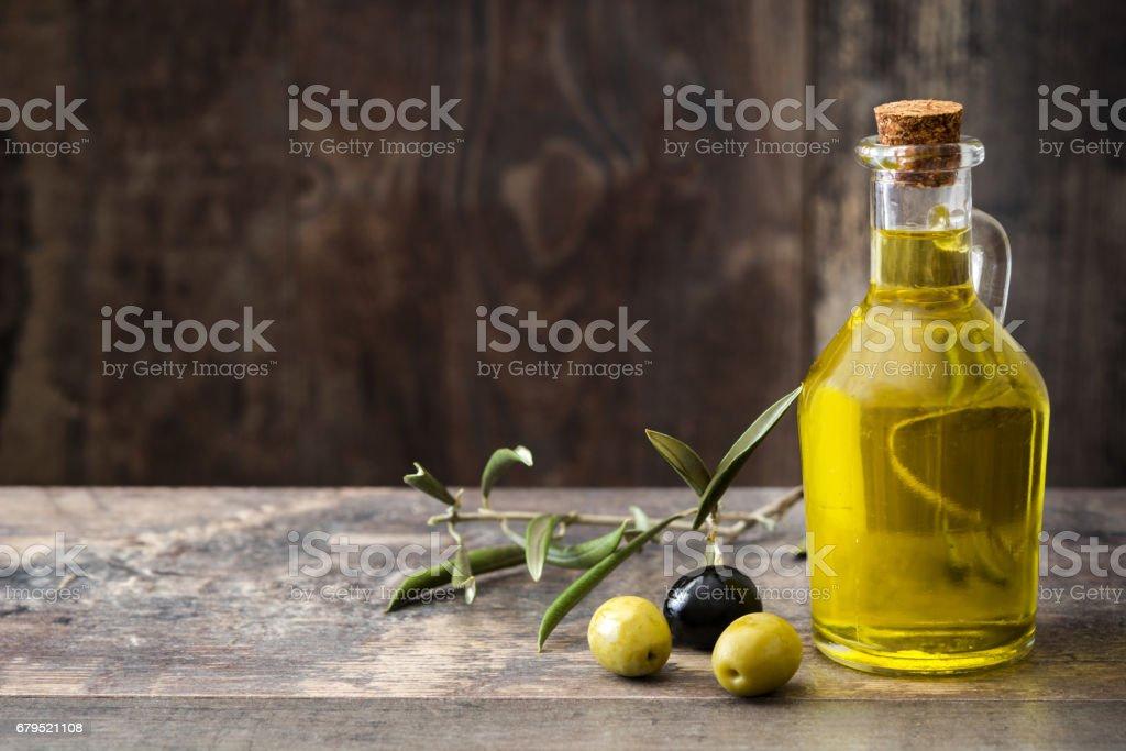 Virgin olive oil royalty-free stock photo