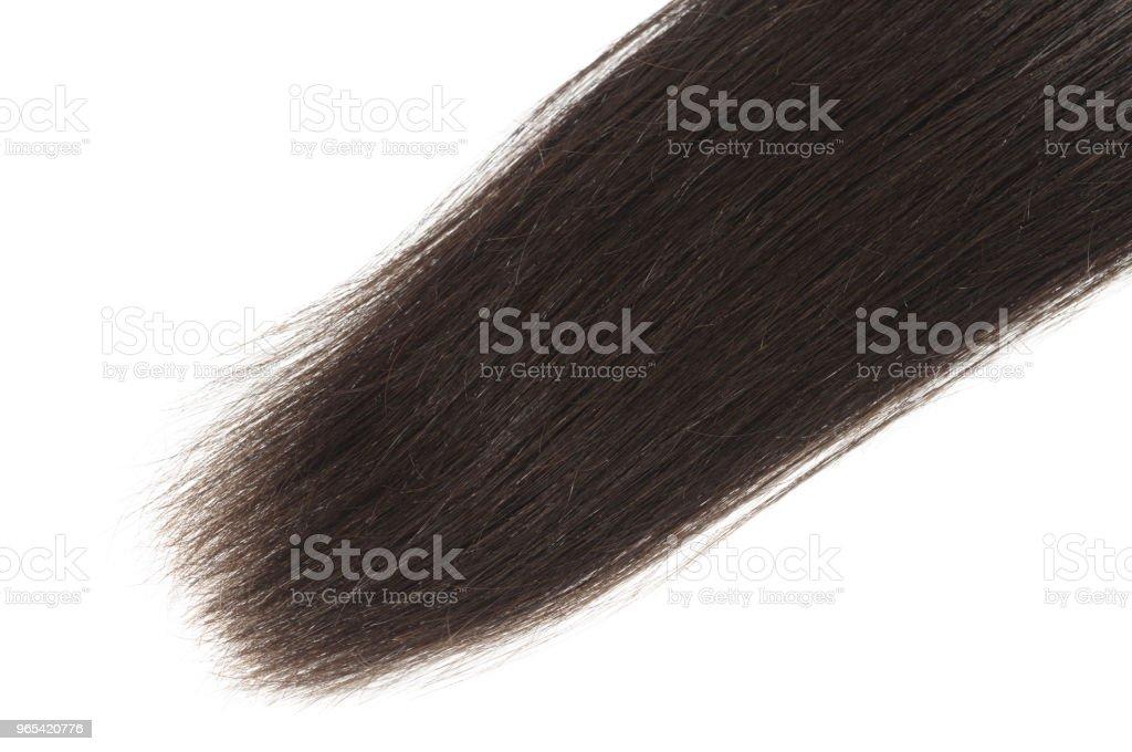virgin remy straight black human hair weave extensions zbiór zdjęć royalty-free