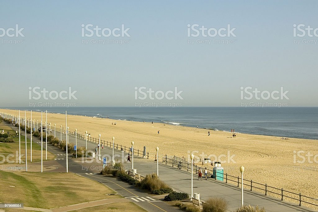 Virginia Beach foto royalty-free