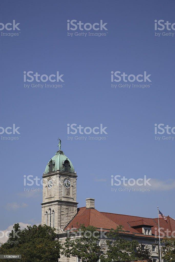 Virginia: Harrisonburg stock photo