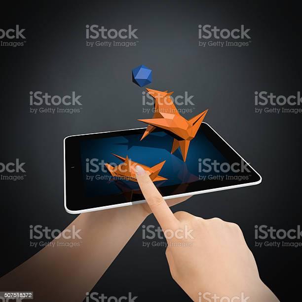 Virtual animal love on new generation tablet pc picture id507518372?b=1&k=6&m=507518372&s=612x612&h=2gymavodxehxapio8kzfb9oq3epq9i vsxzm8uzwo4c=
