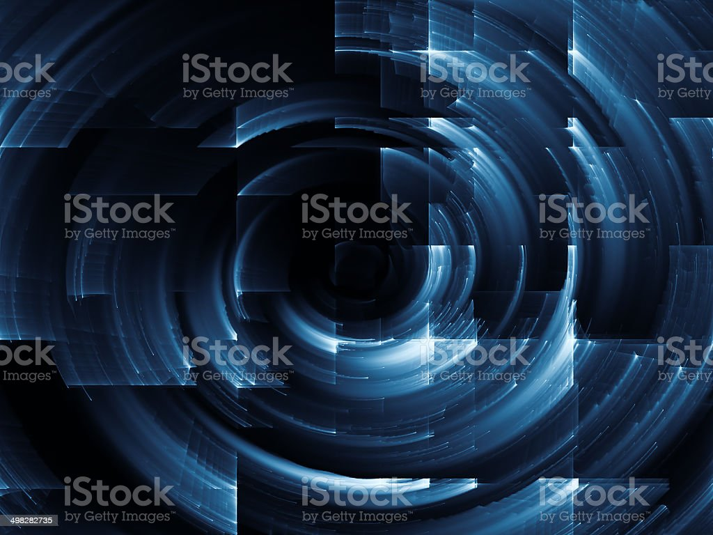 Virtual Background stock photo