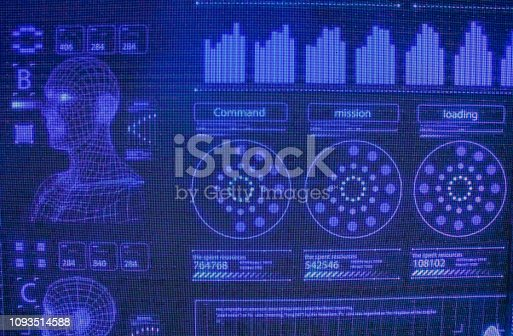 539954410 istock photo Virtual Data Center 1093514588