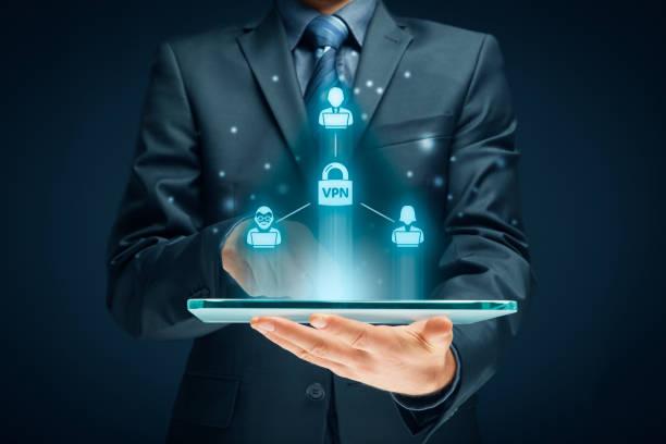 Virtuelles privates Netzwerk VPN – Foto