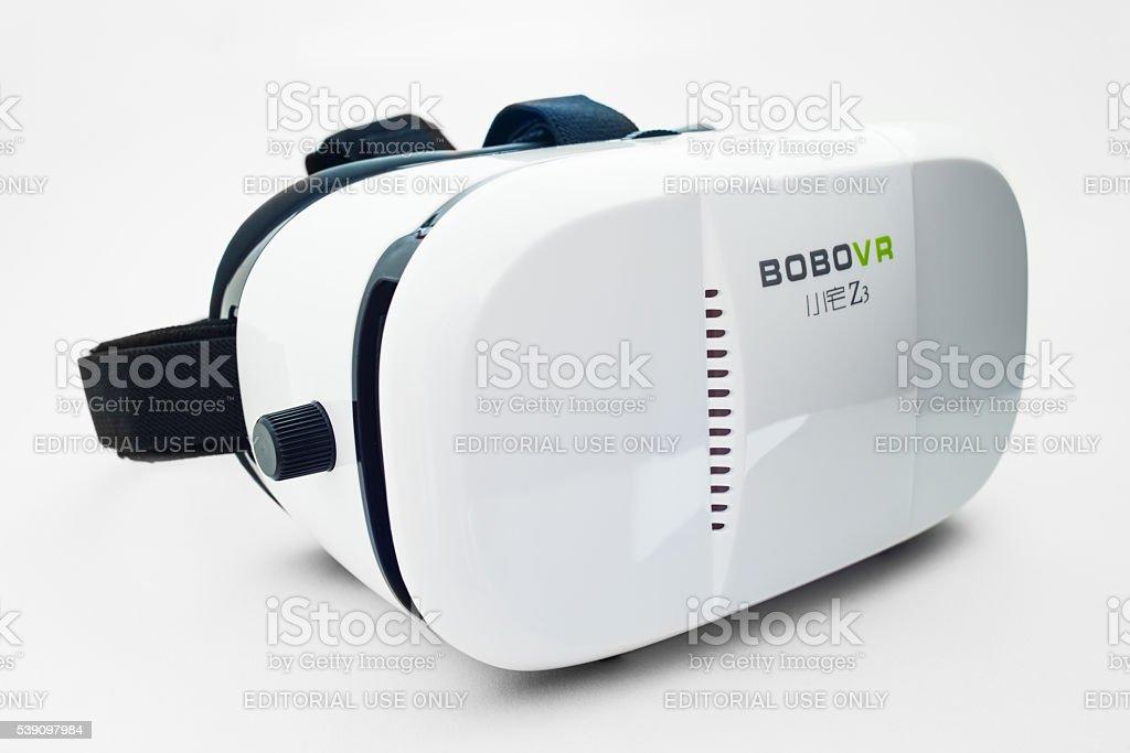 BOBOVR Z3 Virtual Reality Headset stock photo