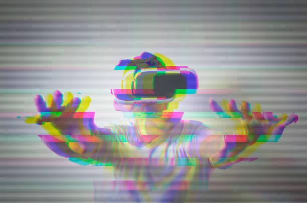 Virtuelle Realität – Foto