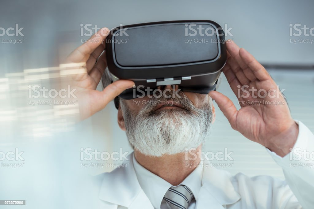 La réalité virtuelle - Photo