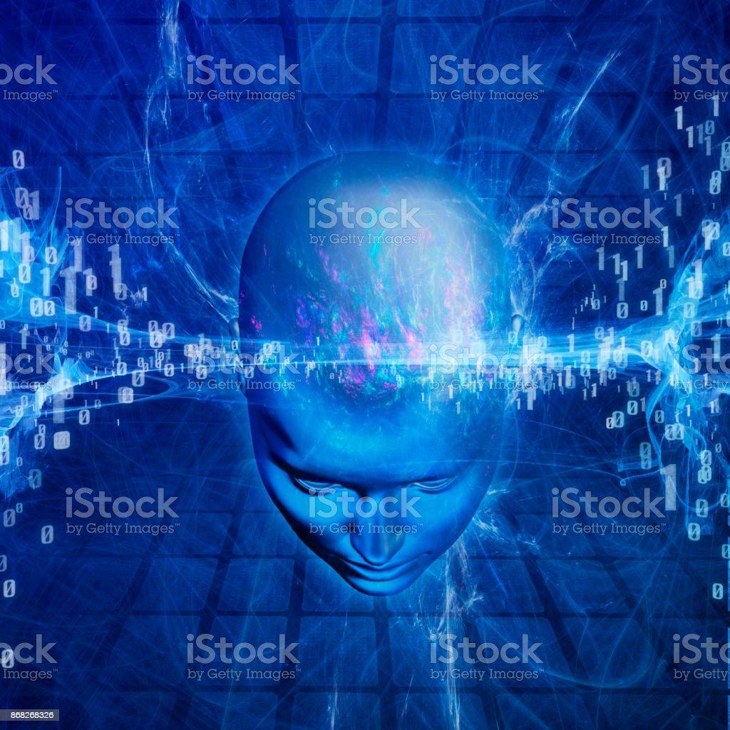 Realidade Virtual - foto de acervo