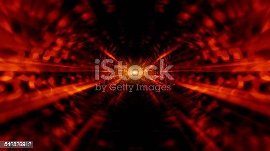 istock Virtual tecnology background 542826912