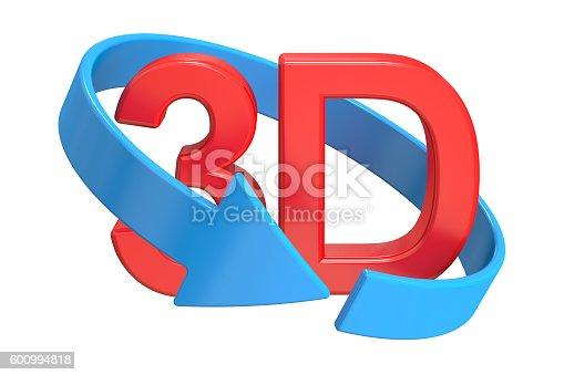 istock 3D Virtual Tour concept. 3D rendering 600994818